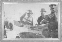 Mustafa Kemal, Nuri Bey ile Boğaz'daki bir geziden dönüyor (1932)