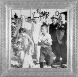 Mustafa Kemal ATATÜRK, Florya'da çocuklarla (1935)