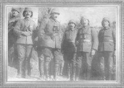 Mustafa Kemal Conkbayırı'nda (1915)