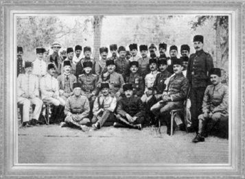 Mustafa Kemal, Diyarbakır'da (1917)