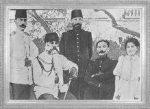 Mustafa Kemal, Trablusgarp'ta (1908)