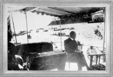 Mustafa Kemal, Söğütlü Yatı ile Boğaz'da (1929)