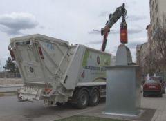 temiz konteyner